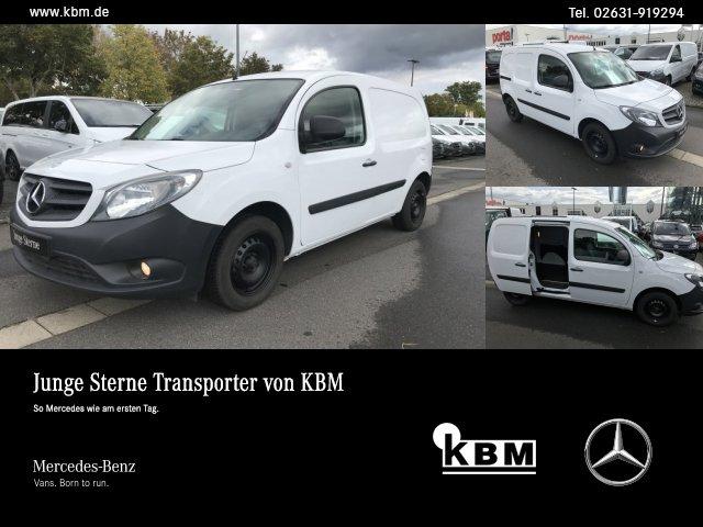 Mercedes-Benz Citan 108 CDI WORKER L Leiterklappe, ZV, eFH, Jahr 2014, diesel