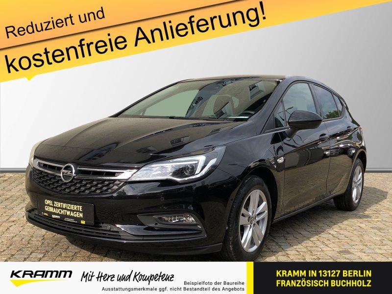 Opel Astra Active 1.4 Turbo Navi Parklenkass. Rückfahrkam. PDCv+h, Jahr 2016, Benzin