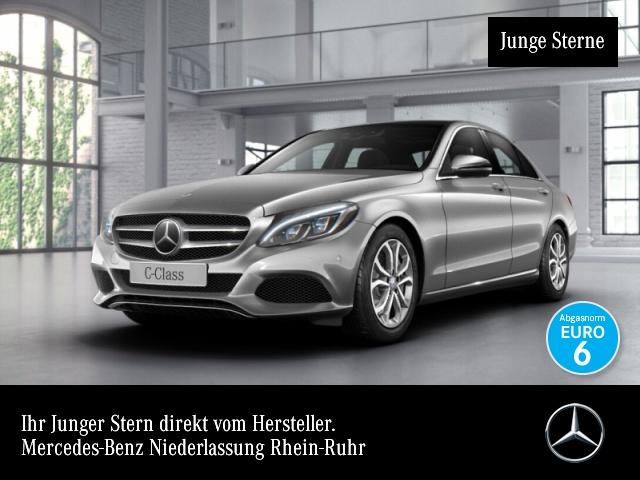Mercedes-Benz C 400 4M Avantgarde Airmat Pano Distr+ COMAND HUD, Jahr 2016, Benzin
