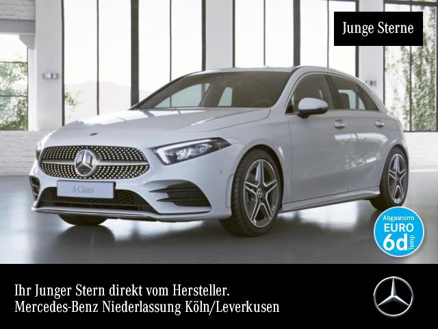 Mercedes-Benz A 180 AMG Navi Premium LED Kamera EDW Spurhalt-Ass, Jahr 2019, Benzin