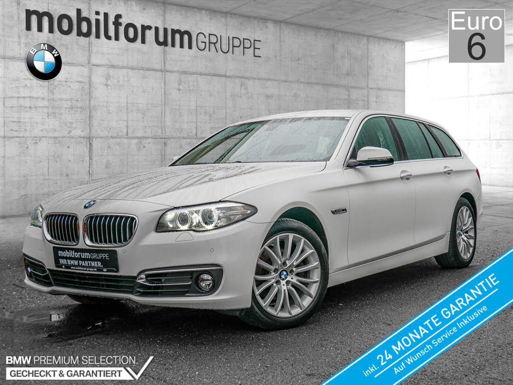 BMW 520, Jahr 2014, Diesel