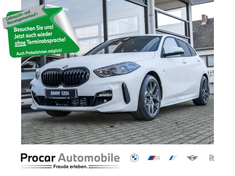 BMW 120i M Sport Head-Up LED Keyless, Jahr 2021, Benzin