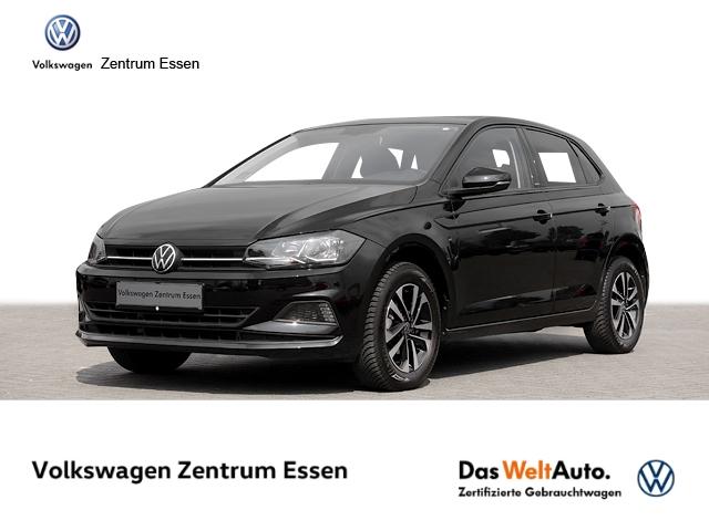 Volkswagen Polo UNITED 1 0 TSI Navi SHZ Alu PDC DAB AppConn, Jahr 2021, Benzin
