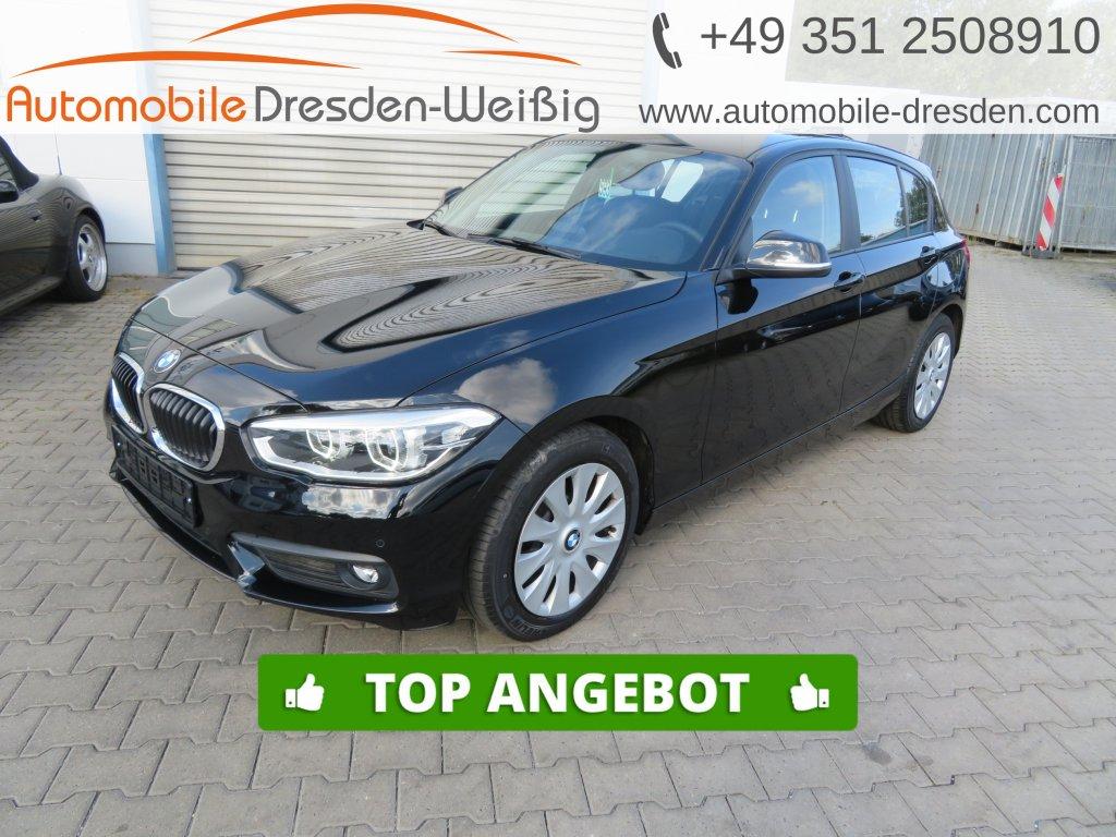BMW 116 d Efficient Dynamics Advantage*LED*Navi*, Jahr 2017, Diesel