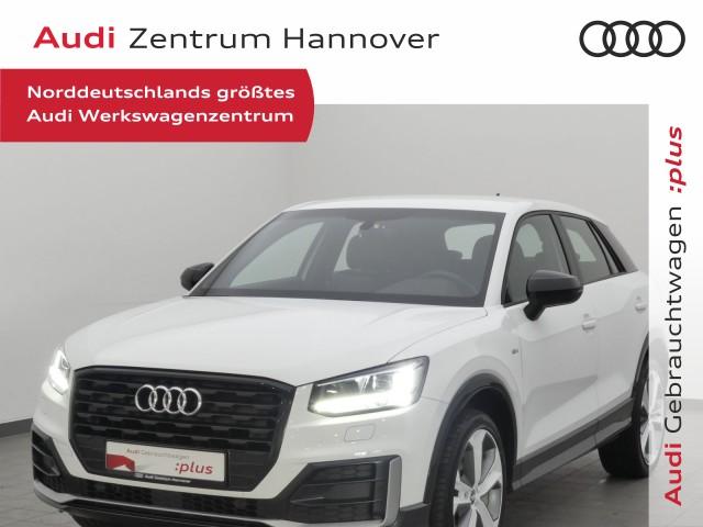 Audi Q2 30 TDI sport, LED, Teilleder, Keyless, Navi, Jahr 2019, Diesel