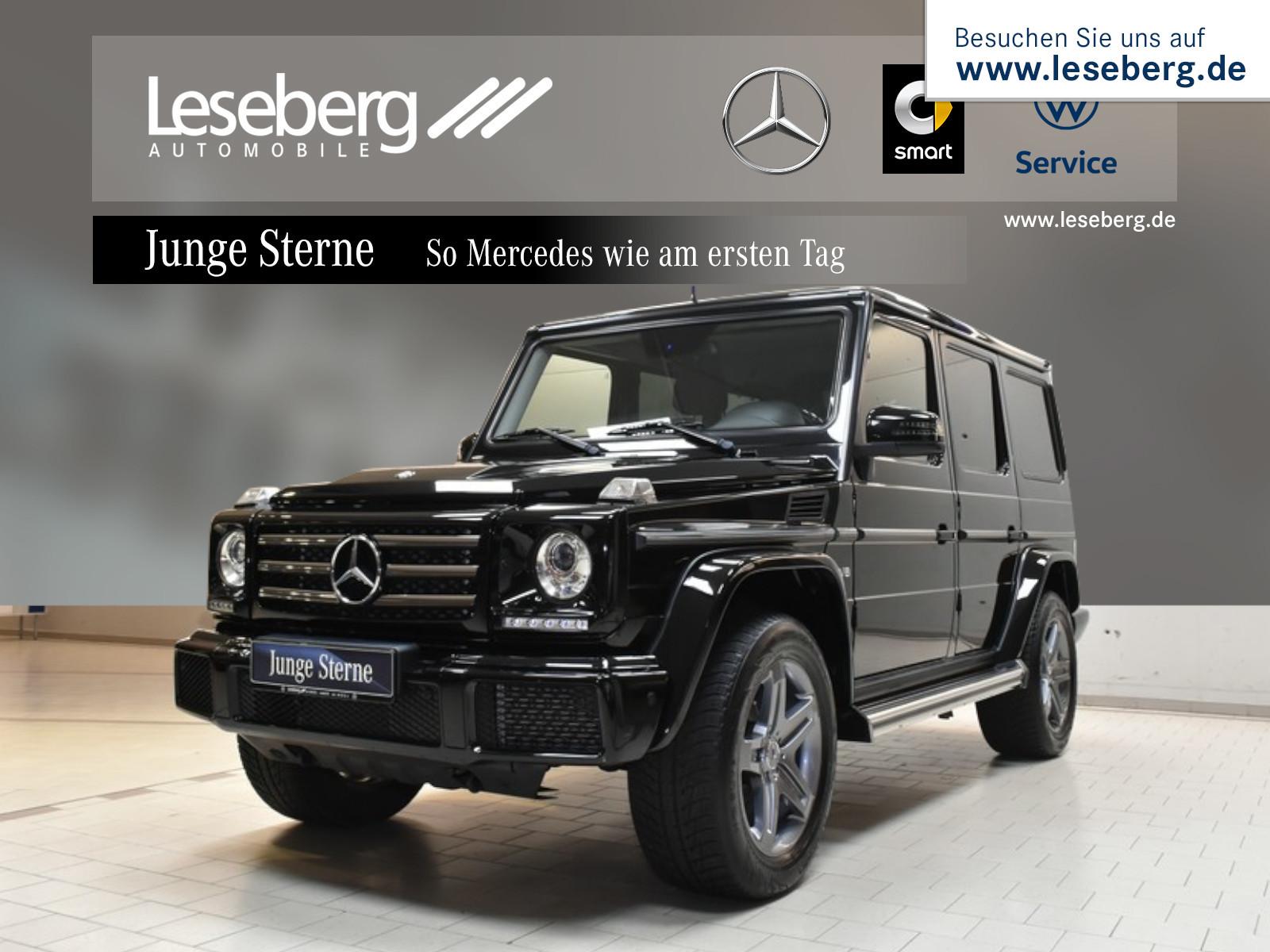 Mercedes-Benz G 500 Sport-Paket/AHK/Comand/Kamera/Standhzg/PTS, Jahr 2016, Benzin