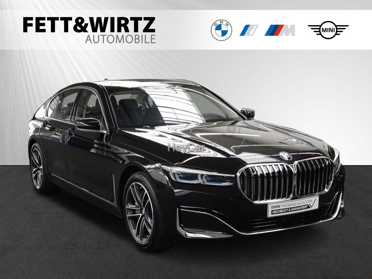 BMW 745e UPE 139.942,- Fond-Entertainment Experience, Jahr 2020, Hybrid