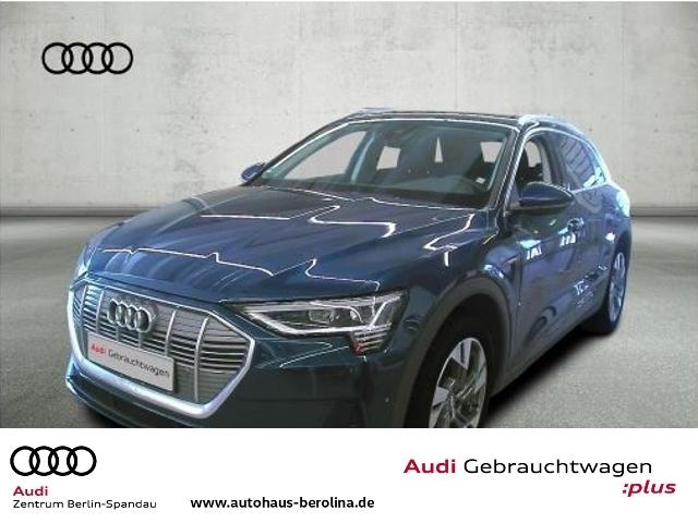 Audi e-tron 50 qu. *!!BAFA!!*ACC*VC+*DAB*ALCANTARA*, Jahr 2020, Elektro