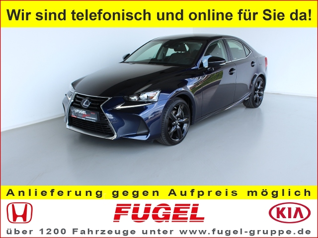 Lexus IS 300h 2.5 Amazing Edition LED|Navi, Jahr 2018, Hybrid