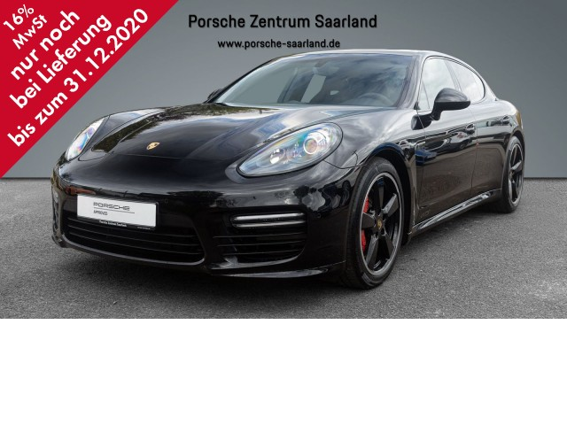 "Porsche Panamera GTS Standh.20"",BOSE, Jahr 2015, petrol"
