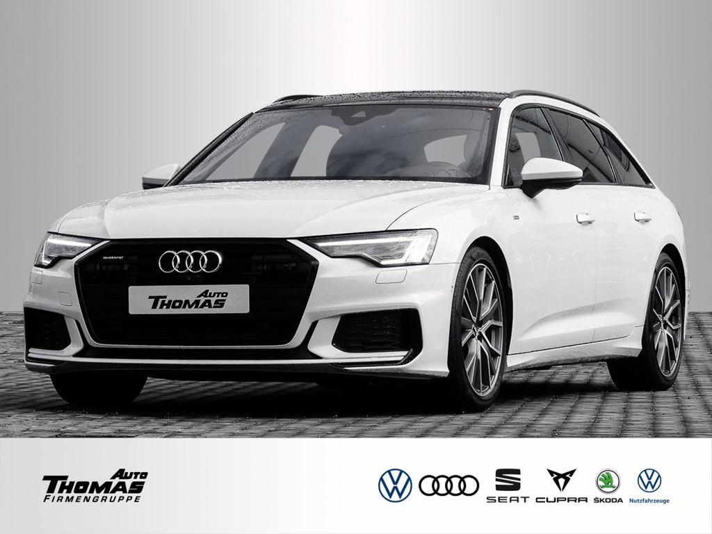 Audi A6 Avant S line 50 TDI QUATTRO B&O+MATRIX+PANO, Jahr 2019, Diesel