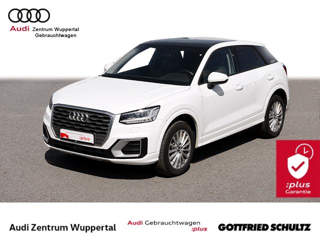 Audi Q2 1.0TFSI PANO KAMERA LED GRA FSE SHZ PDC VO+HI M Design, Jahr 2017, Benzin
