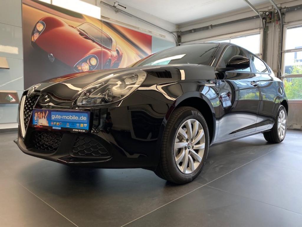 Alfa Romeo Giulietta 1.4 TB *NAVI|Sitzheizung|PDC|UConnect*, Jahr 2021, Benzin