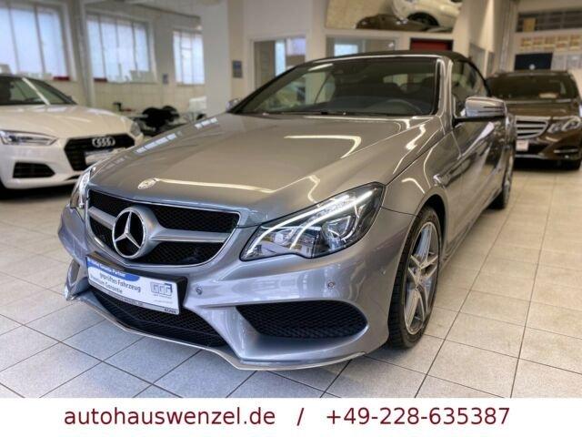 Mercedes-Benz E 350 Cabrio AMG Line SPORTPAKET COMAND ILS, Jahr 2015, Benzin