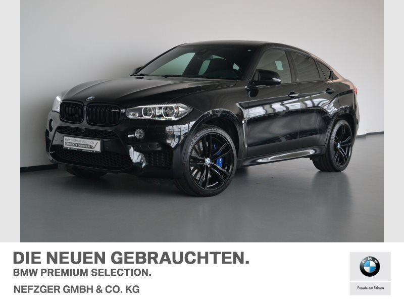 BMW X6 M M Drivers P. Head-Up HK HiFi DAB LED WLAN, Jahr 2017, Benzin