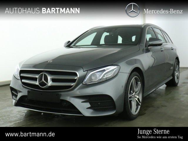 Mercedes-Benz E 450 T 4M AMG+360°+COMAND WIDESCREEN+MULTIBEAM+, Jahr 2019, Benzin
