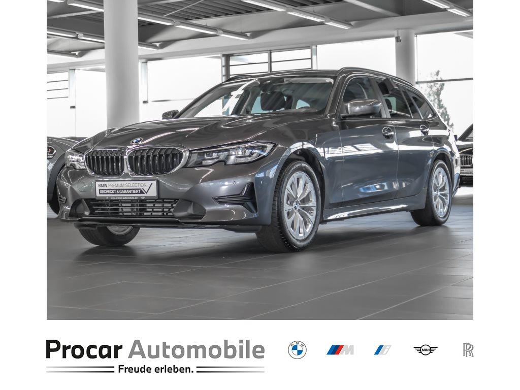BMW 318i Touring Live Cockpit Plus Driv.Assist. AHK, Jahr 2020, Benzin