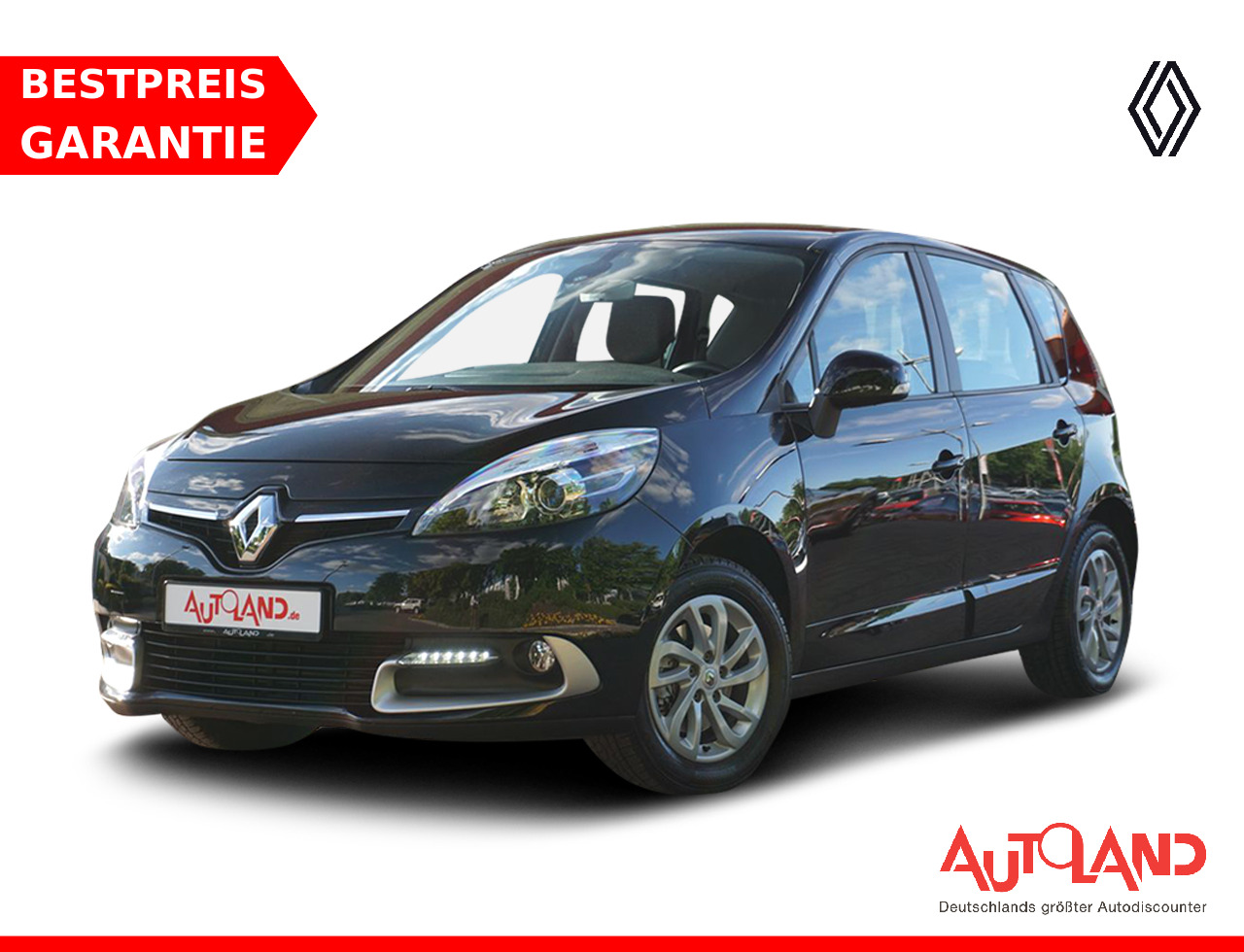 Renault Scenic, Jahr 2014, Benzin