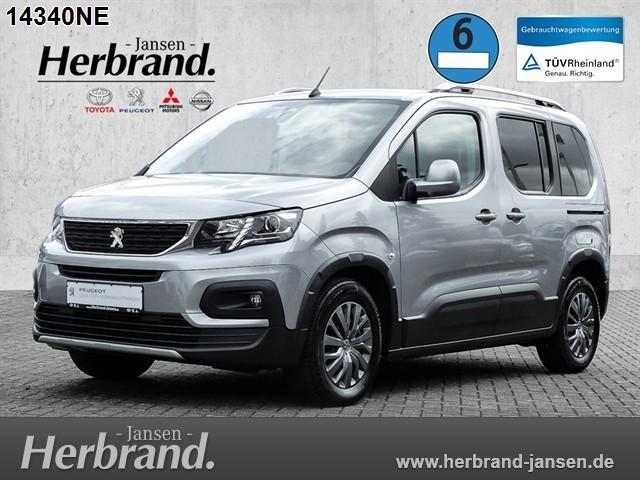 Peugeot Rifter BlueHDI 130 L1 ALLURE SHZ+PDC+CARPLAY, Jahr 2019, Diesel