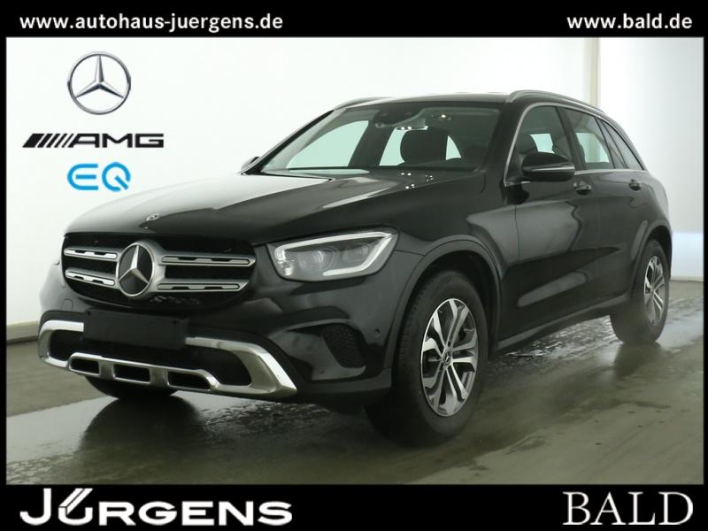 Mercedes-Benz GLC 200 4M Navi/ILS/Cam/HUD/Totw/Spur/EASY-P/SHZ, Jahr 2019, Benzin