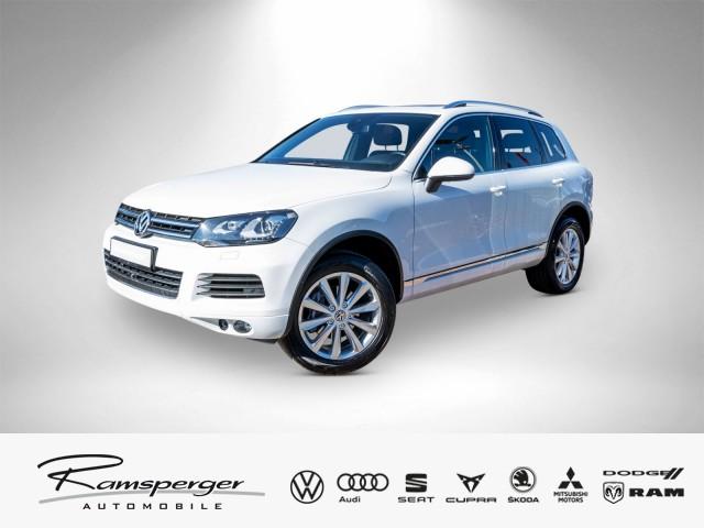 Volkswagen Touareg 3.0 TDI Exclusive ACC AHK Xenon Pano, Jahr 2013, Diesel