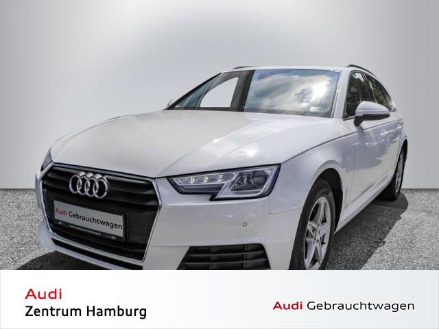 Audi A4 Avant 2,0 TDI 6-Gang XENON AHK, Jahr 2018, Diesel