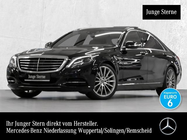 Mercedes-Benz S 500 L 4M Fahrass Airmat Pano Distr. ILS LED AHK, Jahr 2016, Benzin