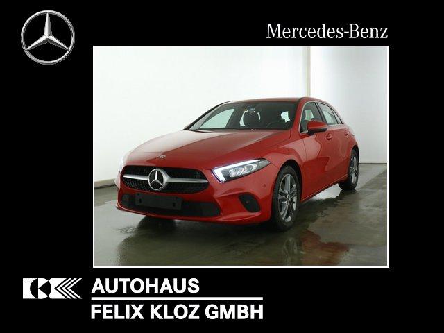 Mercedes-Benz A 200 Progressive Navi-Premium LED MediaDisplay, Jahr 2019, Benzin
