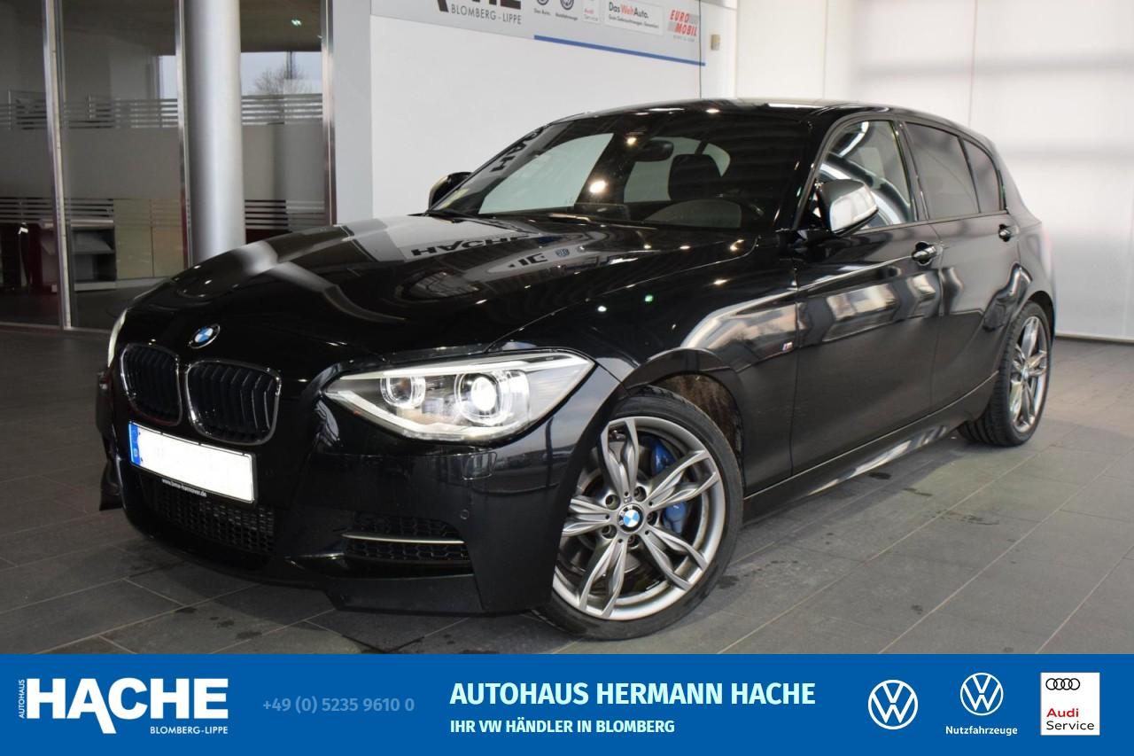BMW M135 i xDrive LEDER NAVI AUTOMATIK Klima Xenon, Jahr 2014, Benzin