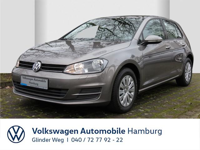 Volkswagen Golf VII 1.2 TSI Trendline/Einparkhilfe/Ganzjahresreifen, Jahr 2015, Benzin