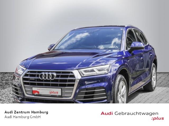Audi Q5 40 TDI sport quattro S tronic S LINE STANDHEIZ VIRTUAL, Jahr 2019, Diesel