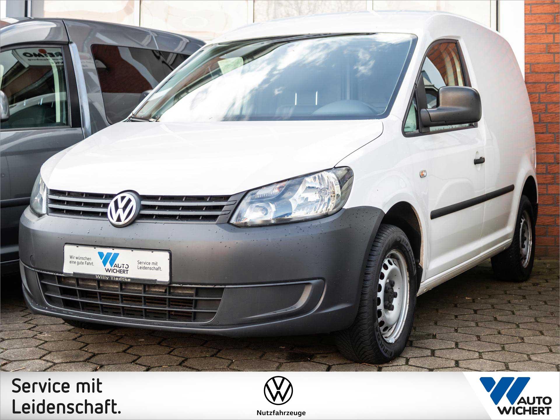 Volkswagen Caddy Kasten 1.6 TDI 5-Gang AHK/ HECKFLÜGELTÜREN, Jahr 2015, Diesel