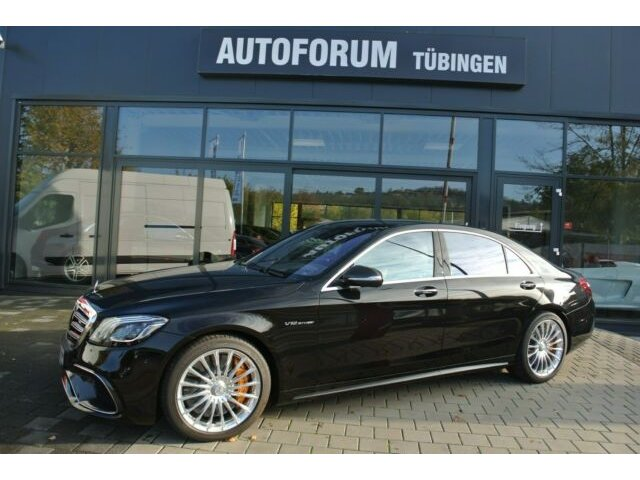 Mercedes-Benz S 65 AMG L *KERAMIK*MOD.2019*UPE 281 TEURO*, Jahr 2018, Benzin