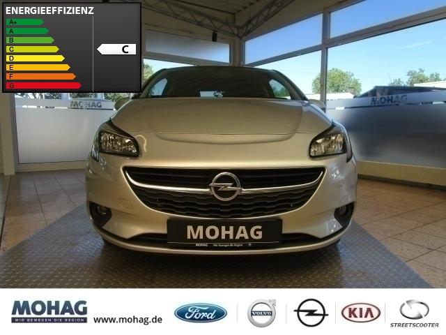 Opel Corsa E Active 1.4l *Bluetooth-PDC-Sitzheizung* -Euro 6-, Jahr 2016, Benzin