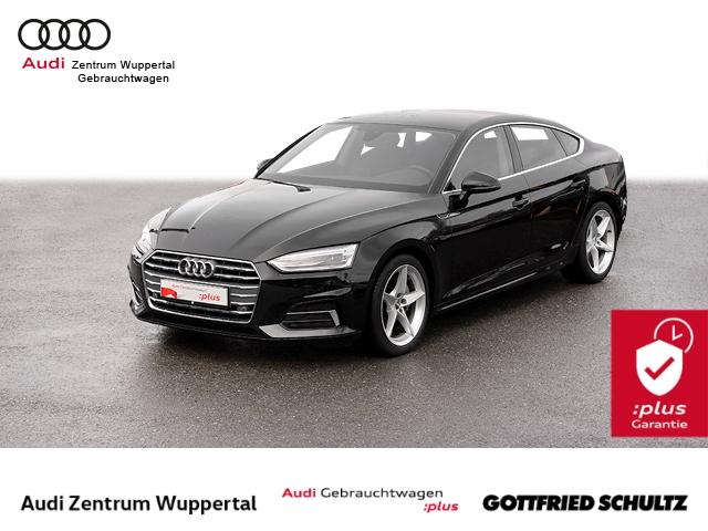 Audi A5 SB 2.0TDI CONNECT DRIVE SELECT XEN NAV KEYLESS PDC VO HI GRA BT 18ZOLL EU6 Sport, Jahr 2018, Diesel