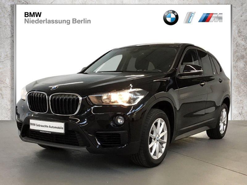 BMW X1 sDrive18i EU6 Navi Klimaaut. Sitzheizung PDC, Jahr 2017, Benzin