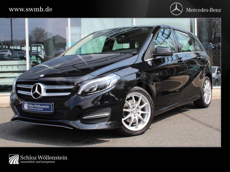 Mercedes-Benz B 200 Urban/LED/Fernlicht-Assistent/Sitzheizung, Jahr 2014, Benzin