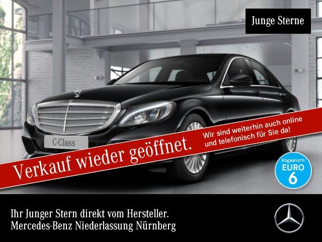 Mercedes-Benz C 350 e Avantgarde Exclusive Airmat LED AHK Navi, Jahr 2015, Benzin