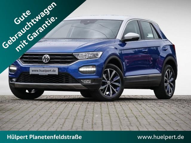 Volkswagen T-Roc 2.0 TDI Allrad Style DSG NAVI ACC APP-CONN, Jahr 2018, Diesel