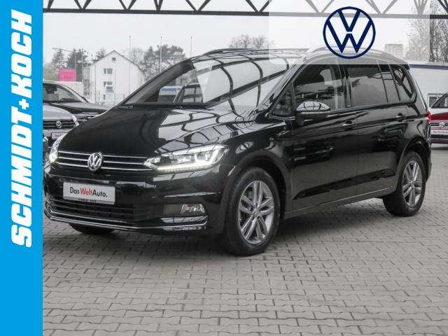 Volkswagen Touran 2.0 TDI DSG IQ.DRIVE (7-Sitzer) AHK LED DAB, Jahr 2019, Diesel