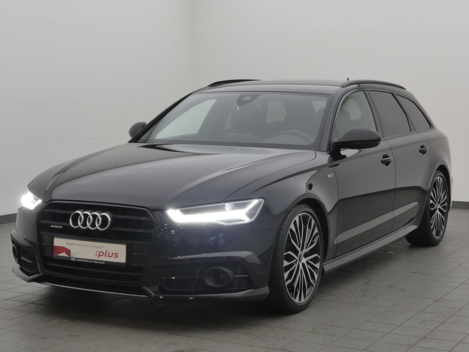 Audi A6 Avant 3.0 TDI qu.S line Standh.Matrix ACC Kamera Navi, Jahr 2018, Diesel