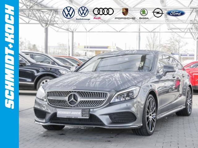 Mercedes-Benz CLS 250d BlueTEC Shooting Brake 4Matic Final Leder, Jahr 2018, Diesel