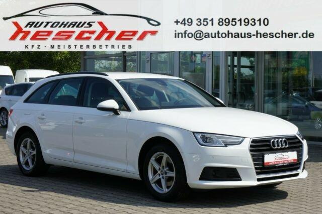 Audi A4 2,0 TDI Avant S tronic *XENON*NAVI*AHK*, Jahr 2017, Diesel