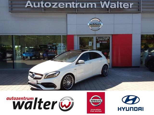 Mercedes-Benz A 45 AMG A -Klasse A 45 AMG 4-Matic, Sportfahrwerk, Sport- Auspuffanlage,, Jahr 2016, Benzin