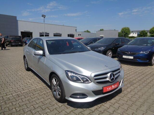 Mercedes-Benz E 220 CDI Avantgarde *AHK*Navi*Shz*Tempomat*, Jahr 2015, Diesel