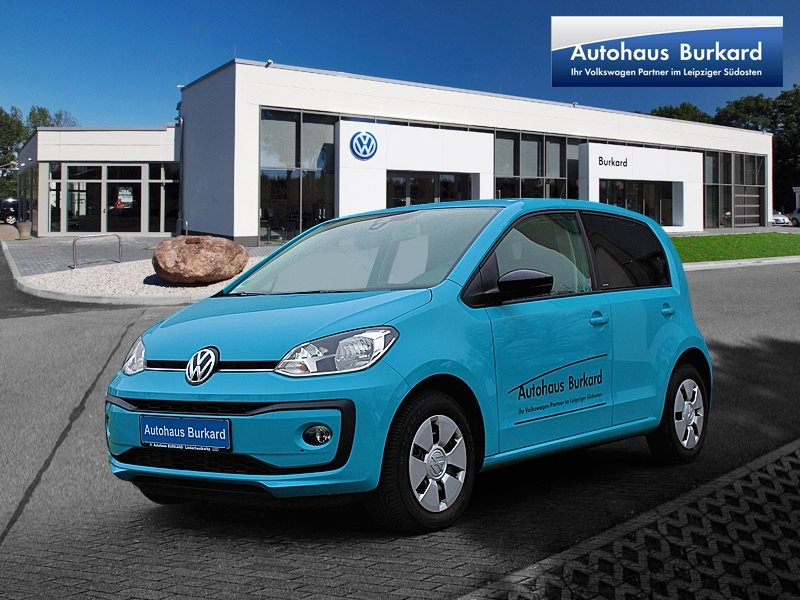 Volkswagen up! up! IQ-Drive, Klima, Plus-Paket, 4Türen, Jahr 2019, Benzin