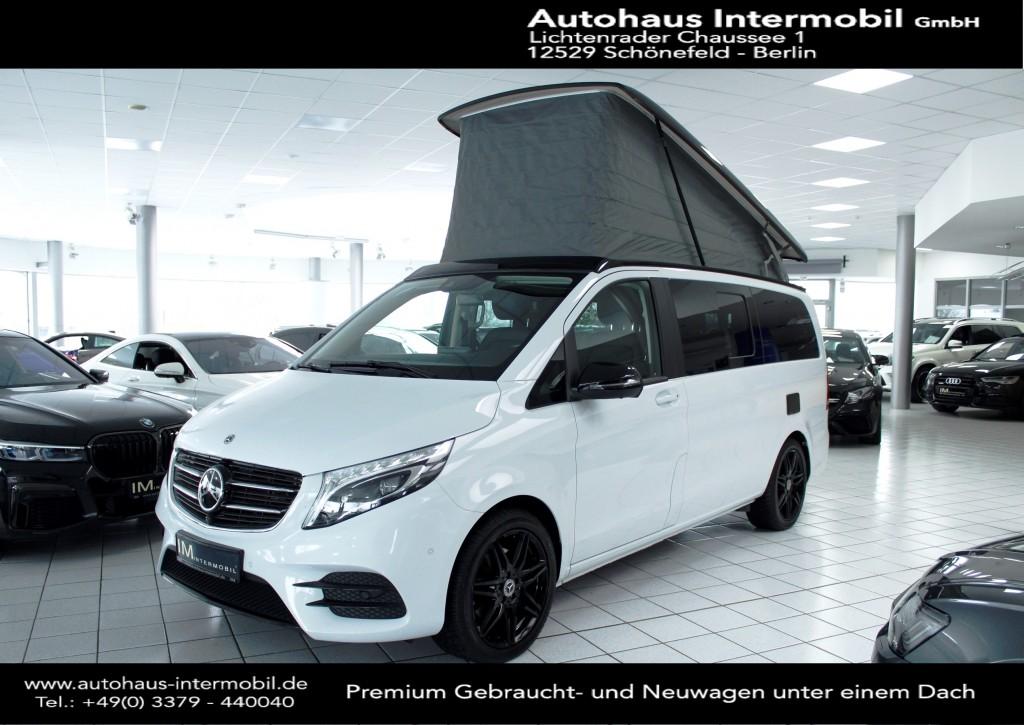 Mercedes-Benz V 250 d Marco Polo Edition 4Matic*AMG-Line*Küche, Jahr 2019, Diesel