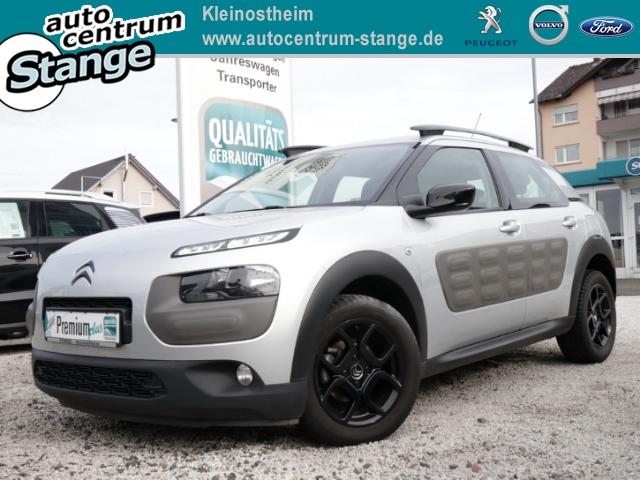 Citroën C4 Cactus Selection VTi 82 SHZ Navi Rückfahrkam. PDC, Jahr 2016, Benzin