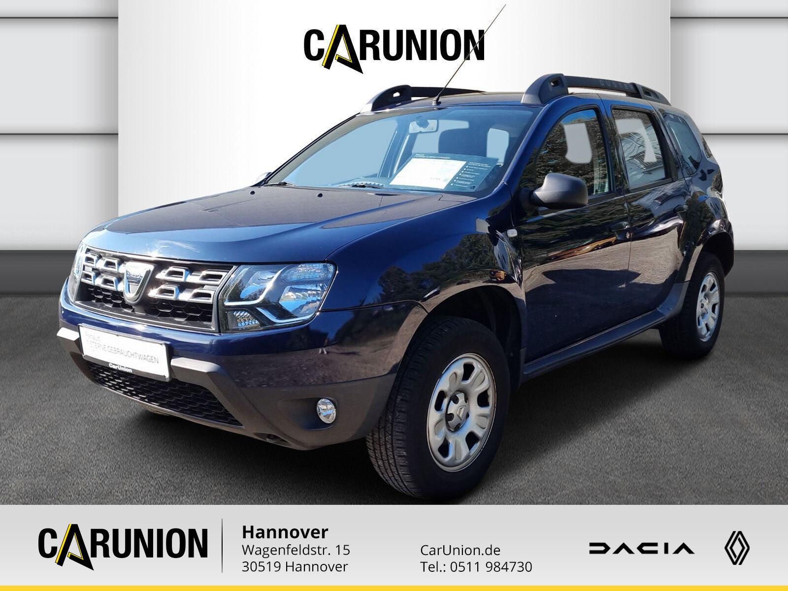 Dacia Duster Lauréate 1.6 16V 4x2, Jahr 2014, Benzin