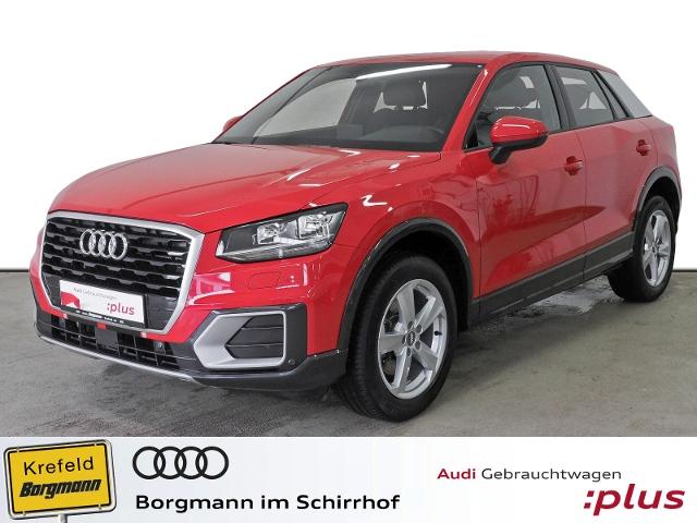 Audi Q2 1.6 TDI Sport AHK KLIMA ALU, Jahr 2017, Diesel